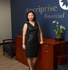 Mandy M Woo Ameriprise Financial Advisor