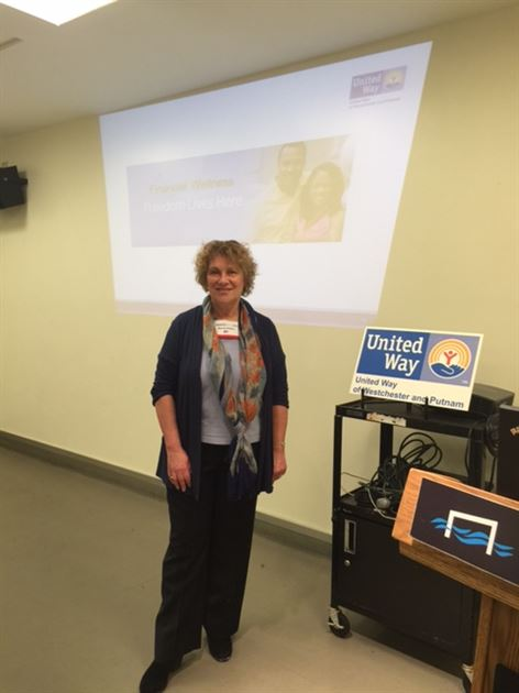 United Way Presentation 1-9-2015