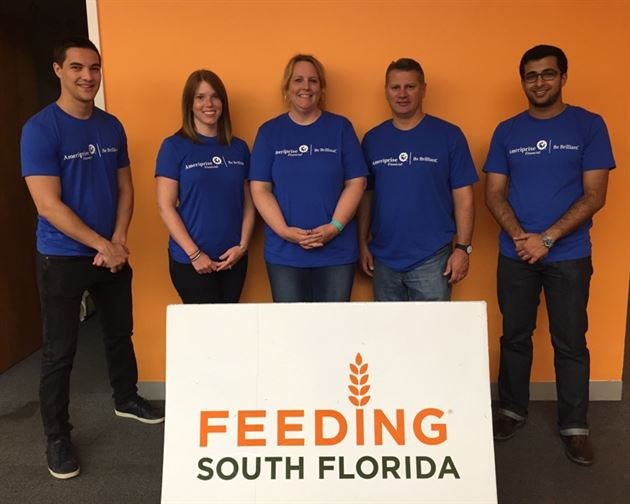 Feeding South Florida- Summer 2016