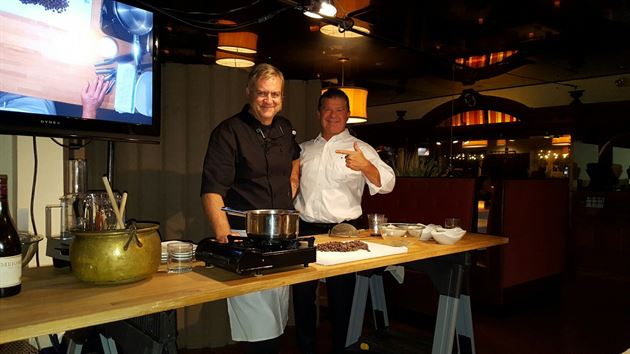 Wine, Dine, and Cooking Classes