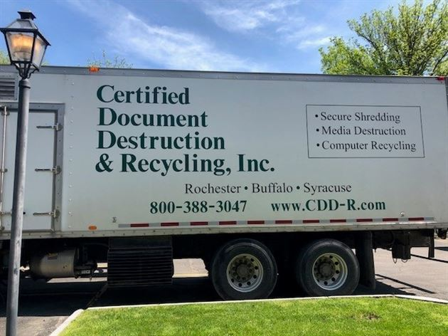 Shredding Event 2018