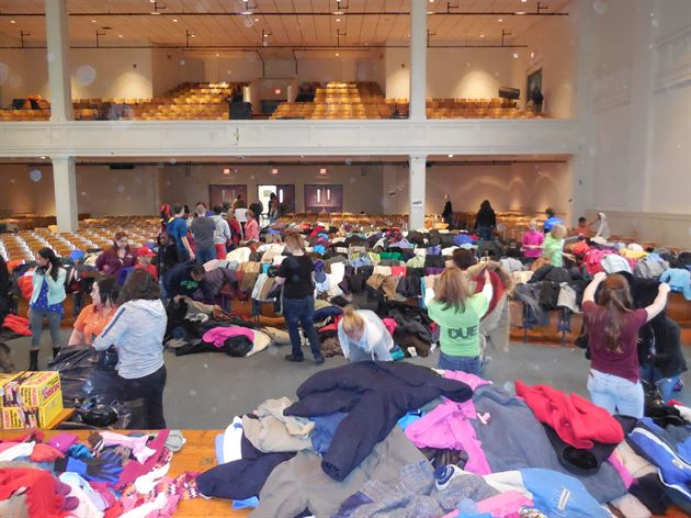 3rd Annual Coat Drive