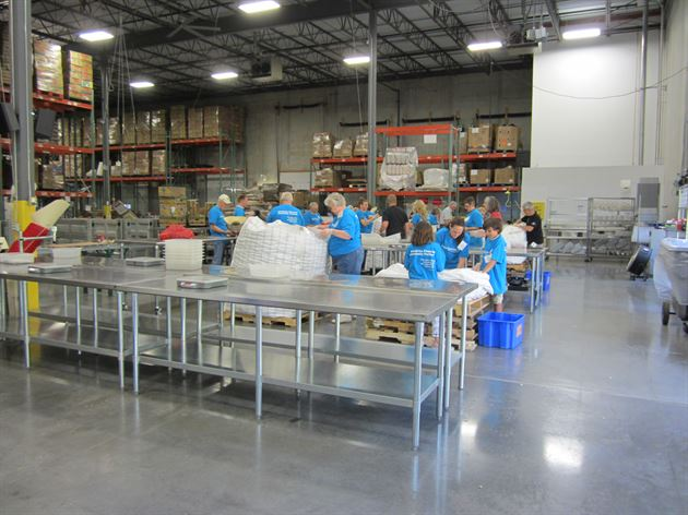 2015, June National Day of Service