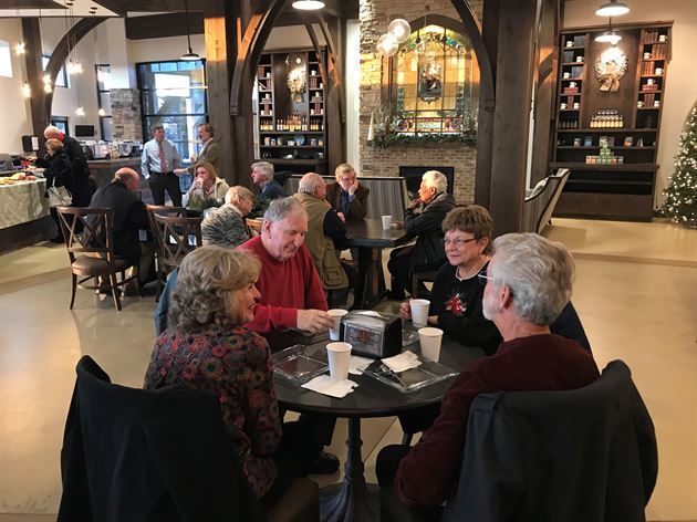 Open House at Cathedral Coffee
