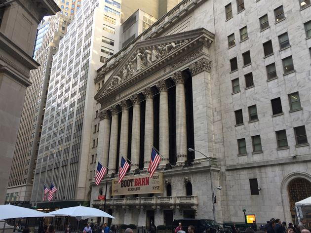 Oct 30th 2014 Day at NYSE