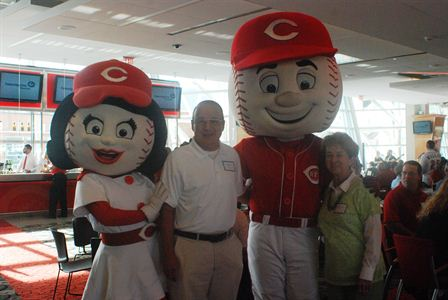 Great American Ball Park ~ 2013