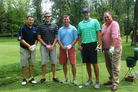 Client Golf Outing ~ 2014