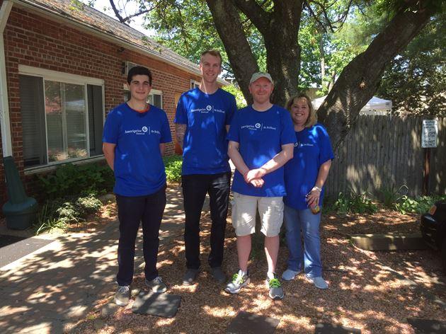Gillespie Center Volunteers - 2017