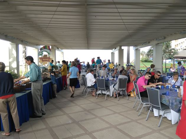 Breakfast with the Blue Angels 2015