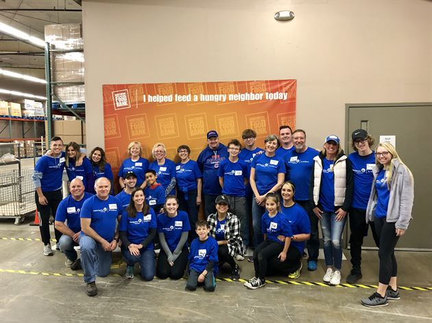 Northern Illinois Food Bank Nov '18