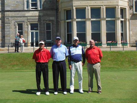 Scotland Golf Trip