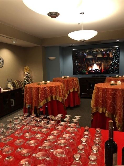2019 Annual Toys for Tots Reception