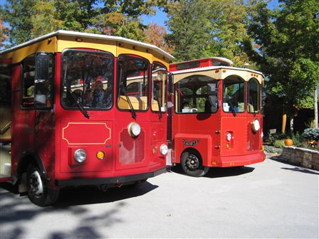 Door County Trolley Wine Tour