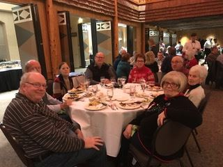 Holiday Party at Toledo Zoo 2016