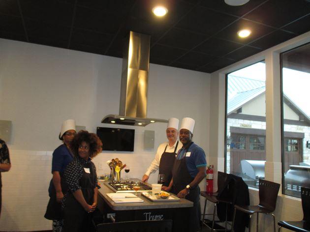 2015 Cooking School Event
