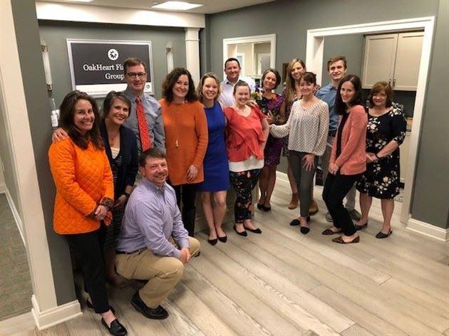The OakHeart Financial Group Team