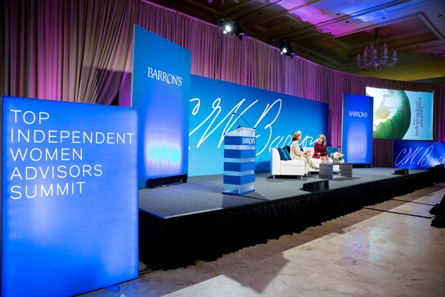 Barron's Top Women Advisors Summit