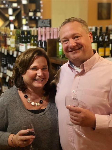 Fun in Pittsboro at Vino Wine Shop!