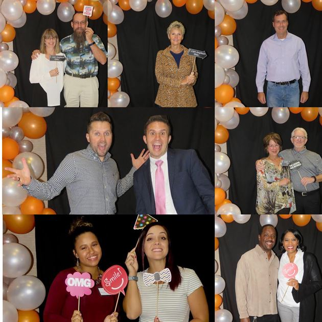 BNSF Reunion Party