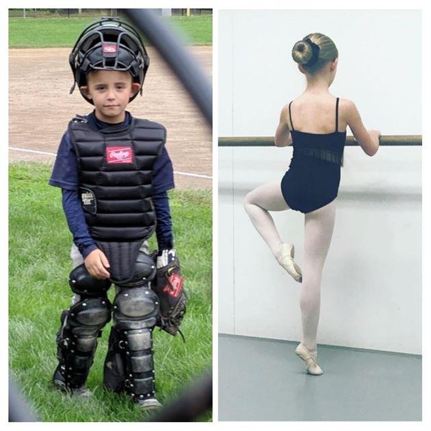 Baseball & Dance pics