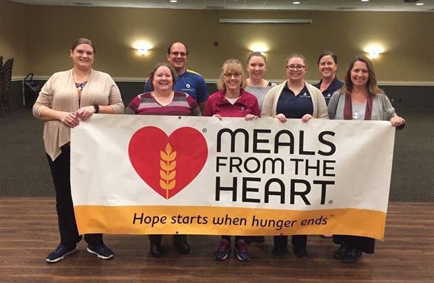 Community Support & Volunteering