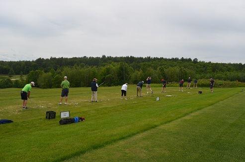 Spring Golf Event