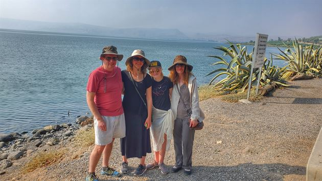 2019 Family Trip To Israel