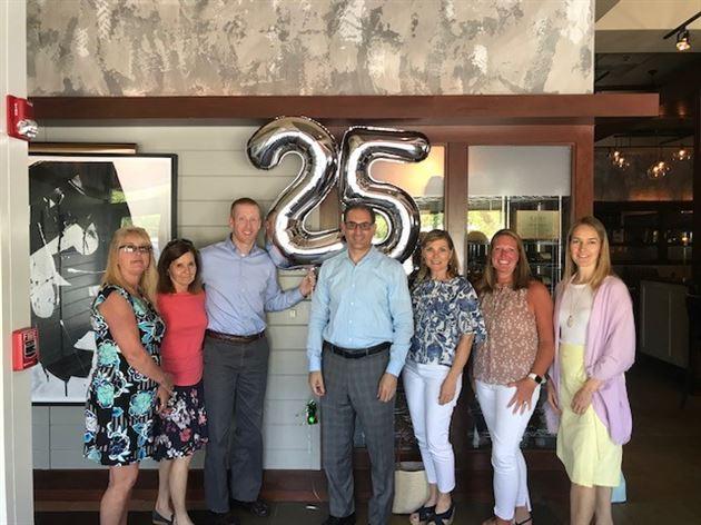 Paul's 25th Advisor Anniversary!