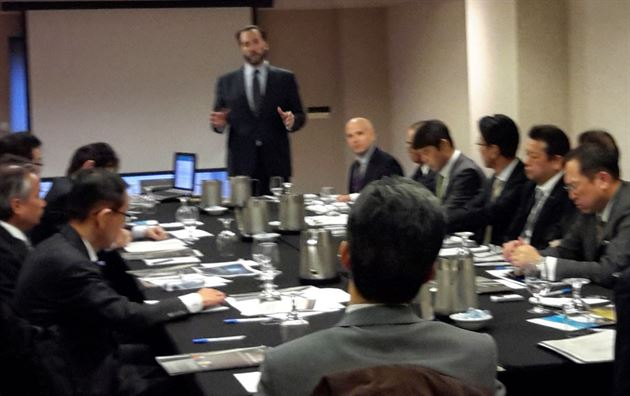 Board of Directors meeting NYC