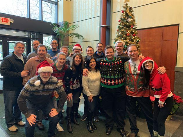 2018 Staff Christmas