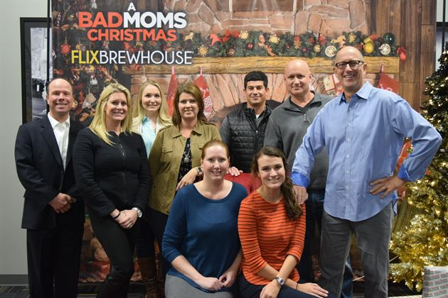 Flix Brewhouse: Bad Moms Christmas