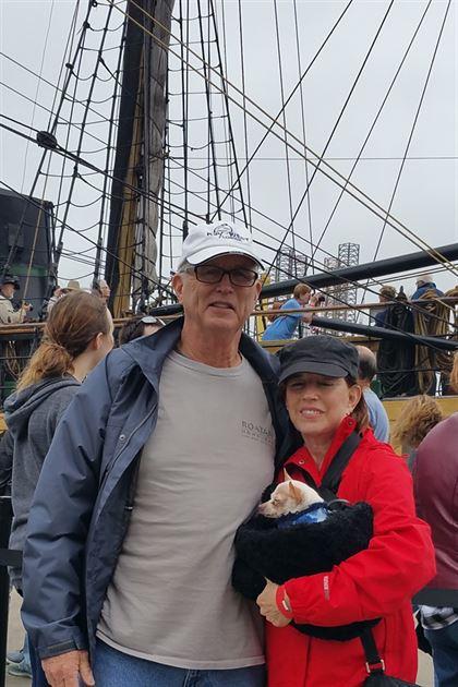 Tall Ships Galveston - April 2018