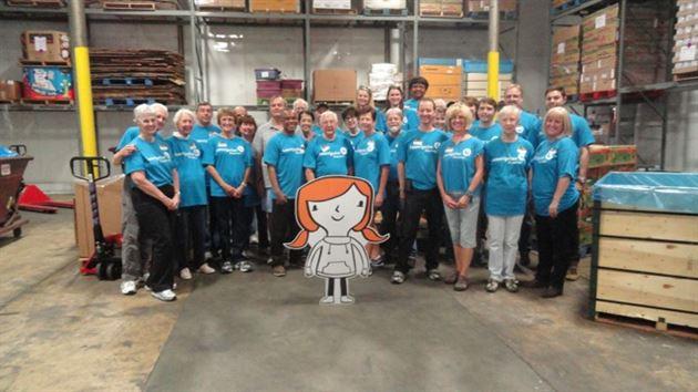 2014 Client Volunteer Day