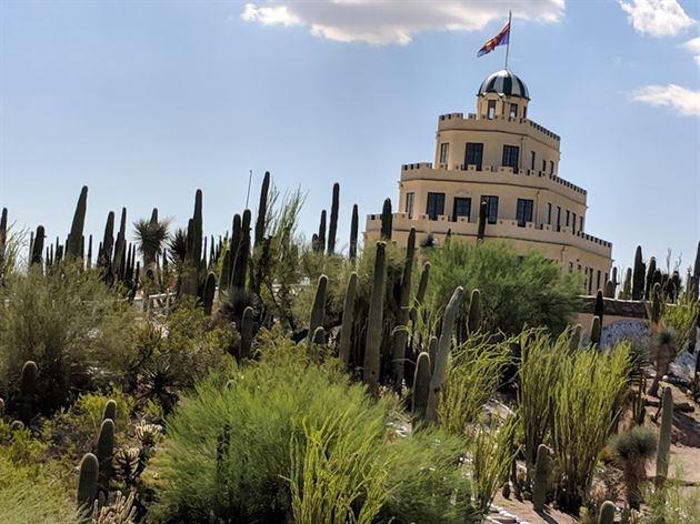 Tovrea Castle Client Tours