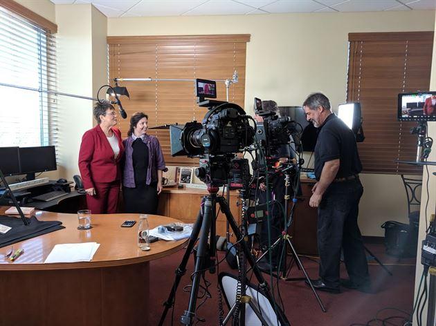 MDRT Filming