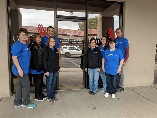 Affinity Wealth Day of Service 2018