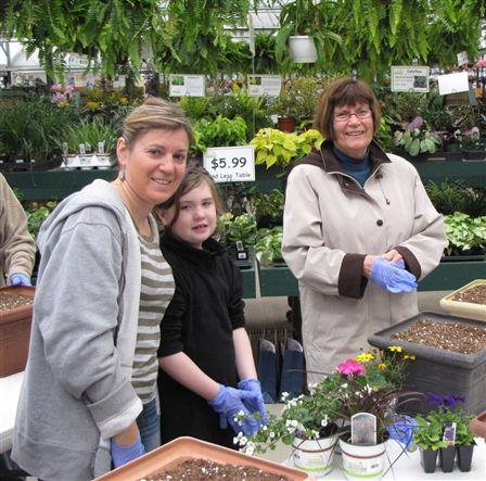 Wilson's Gardening Event Photos