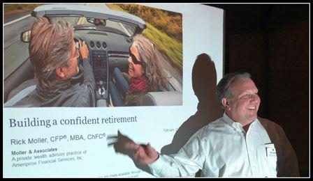 Building a Confident Retirement