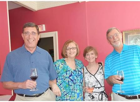 Retirement Party for Eric Marriott
