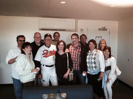 Long Island Ducks Game - 6/11/14
