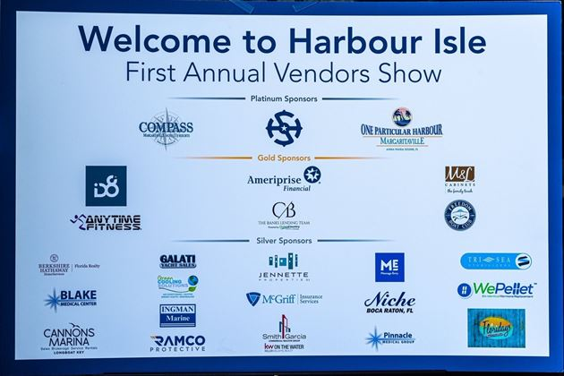 Harbour Isle Vendor Event - FL