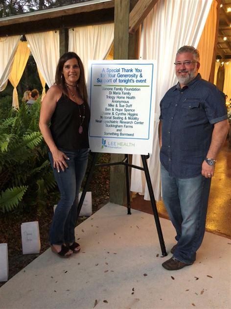 Diamonds & Denim ALS Fundraiser