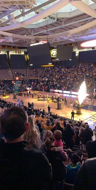 2020 Iowa Women's Basketball