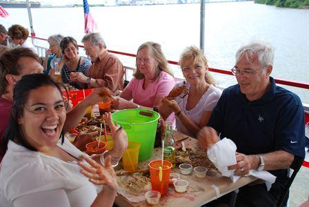 Client Appreciation-Crab Cruise '14