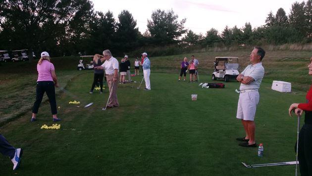 Women's Golf Clinic at the Hamlet