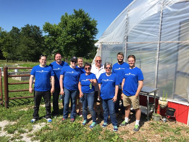 Ameriprise Day of Service- 6/8/2017