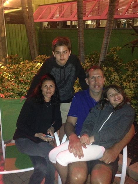 Family Vacation to Florida