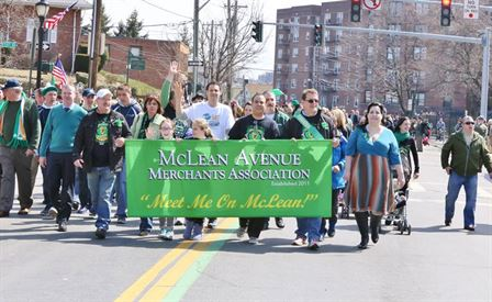 McLean Ave. St. Patrick's Day 2014