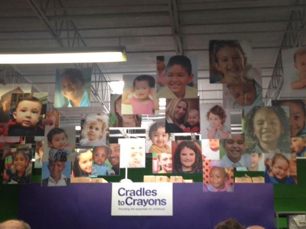 Cradles to Crayons 2015