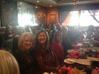 Valentine's Day Ladies Lunch- LR